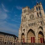 """Amiens: La """"dulce Francia' tallada en piedra"""