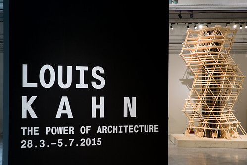 路易‧康 Louis Kahn - The Power of Architecture 建築展
