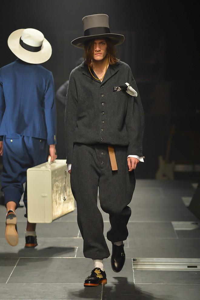 Marcel Castenmiller3344_FW15 Tokyo TAKEO KIKUCHI(fashionsnap.com)