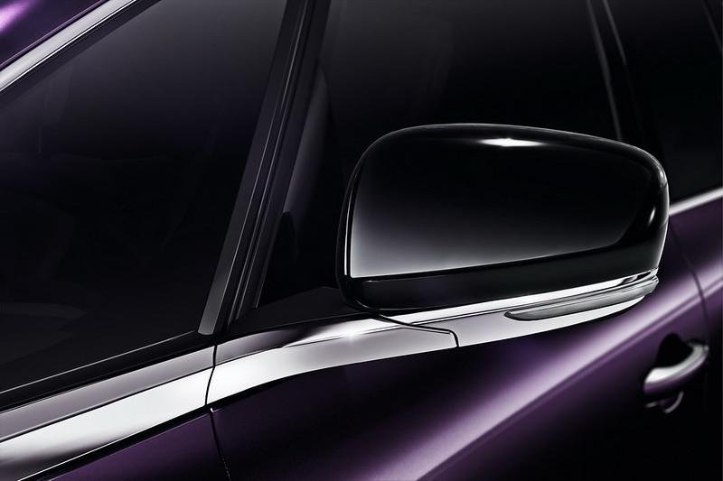 Хромированные зеркала Renault Espace Initiale Paris