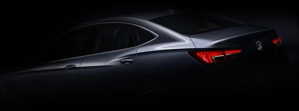Next-gen Buick Verano teased