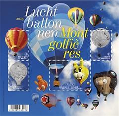 16 Luchtballonnen