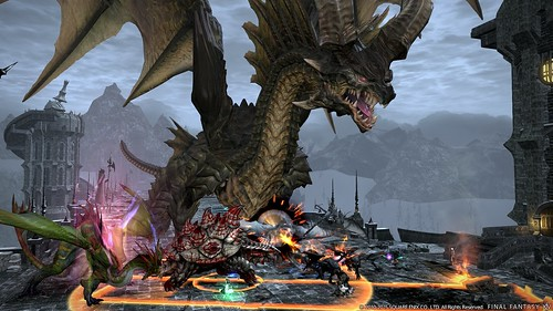 FFXIV Patch 2 55 is now online - the last big change before