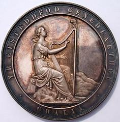 eisteddfod medal2