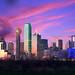 Dallas, TX  Skyline by daltonaikenphotography