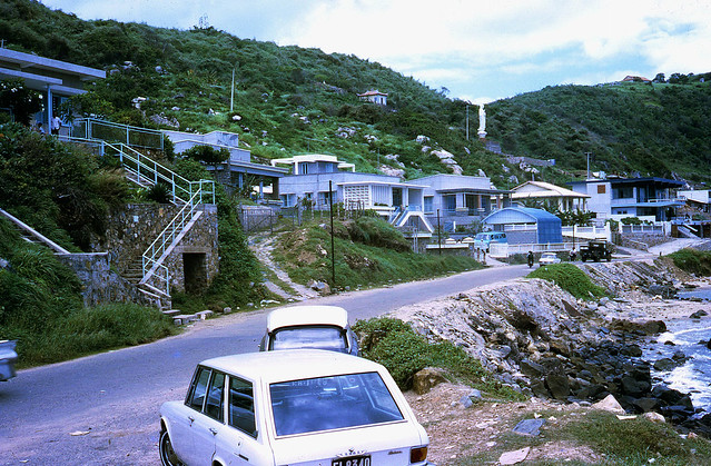 Seaside Houses in Vung Tau in 1971