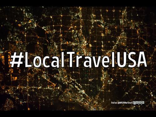 #LocalTravelUSA (Dallas)