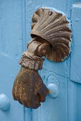 Frappoir de porte