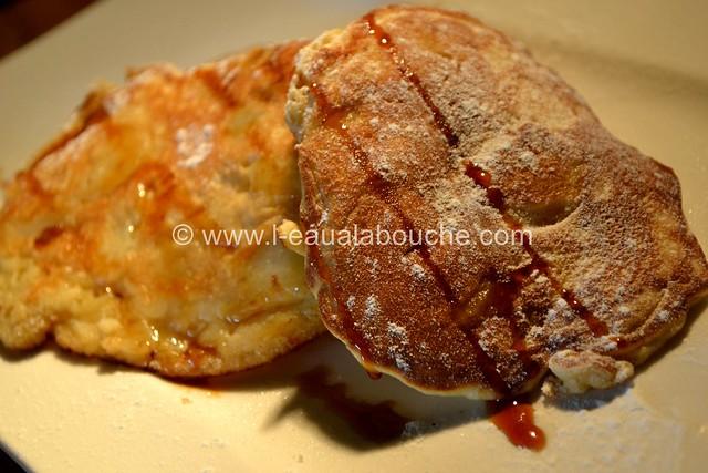 Pancakes à la Poire © Ana Luthi