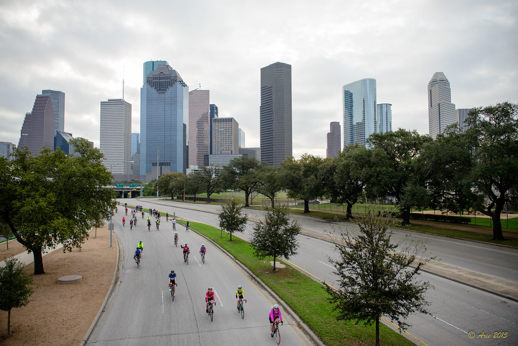 2015 Tour De Houston