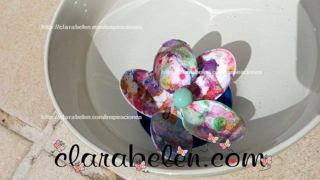 Como Hacer Una Flor Con Cucharas De Plastico Youtube | apexwallpapers