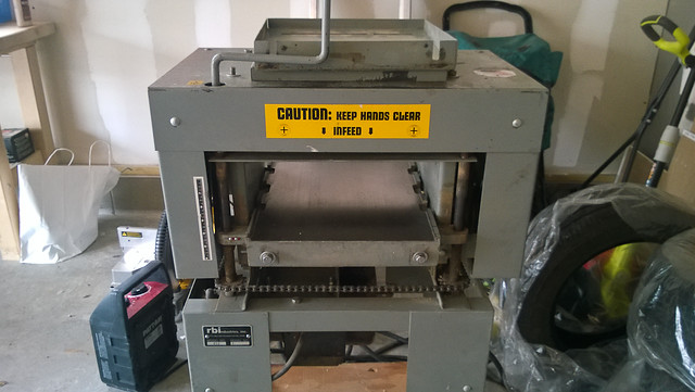 New To Me Planer Rbi 612 By Willliammsp