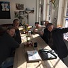 Tagged! Coffees with the old CC gang