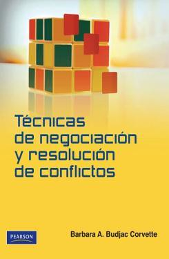 Técnicas de Negociación y Resolución de Conflictos - Barbara Budjac