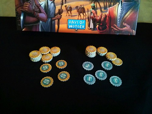 018 Five Tribes Gold