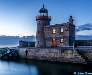 Lighthouse Howth