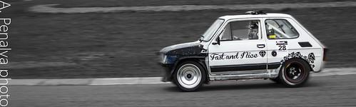 Fiat 126 V8 Fast & Nice - KDD Fast & Nice Febrero 2015