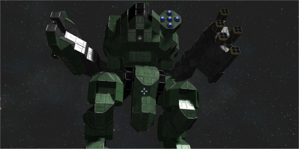 Space Engineers: Y-Wing, Halo Mantis Mods Get Serious | One Angry Gamer