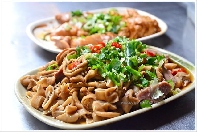 南京三民站東引小吃店滷味003-DSC_6988