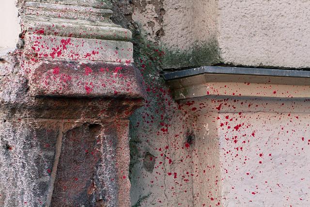 19.03.2015 Arterial Blood Spatter