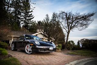 Porsche 911 997 Carrera S, West Vancouver, BC