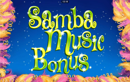 free Samba Brazil Mobile bonus feature