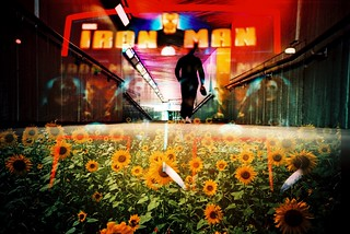 鉄人 iron man