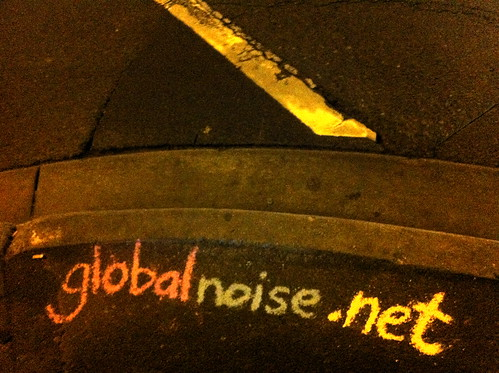 globalNOISE chalkage
