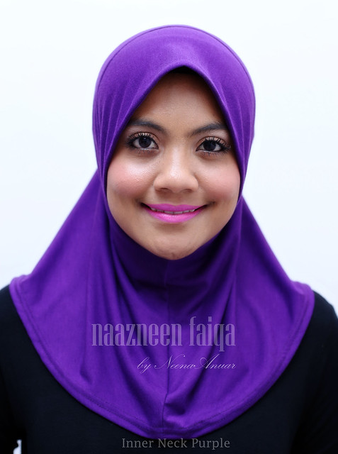 Inner Neck Purple