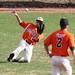Will Miller slides to catch (Mar 29,2015 Snucins)