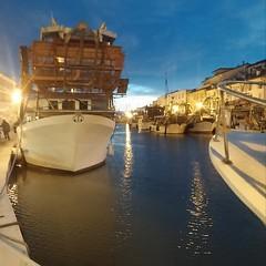#NoFilter #kanal  #sea  #instalike #instasquare #instagood  #lights #dawn