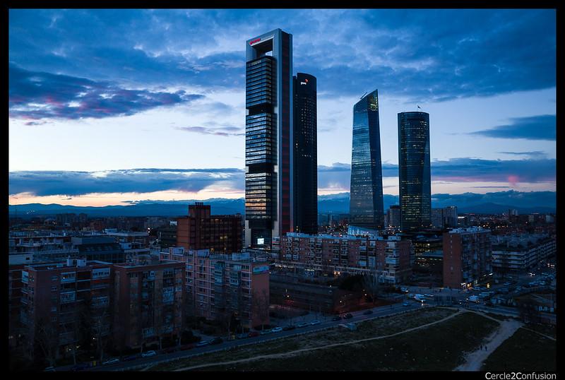 * Madrid, Spain