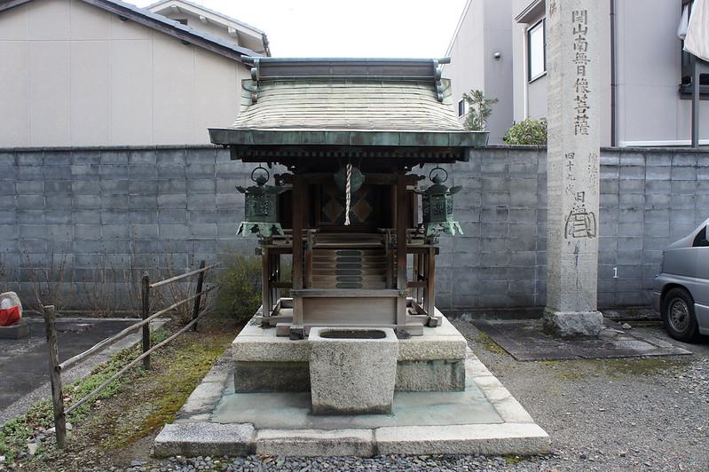 境内/妙覚寺(Myokaku-ji Temple)