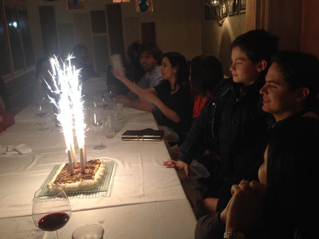Valentina Barcelona Birthday