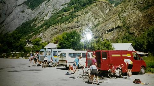 Alpe d'Huez 1992 - 1 - Dave Millson