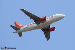 G-EZEV - 2289 - Easyjet - Airbus A319-111 - Luton M1 J10, Bedfordshire - 2014 - Steven Gray - IMG_1405