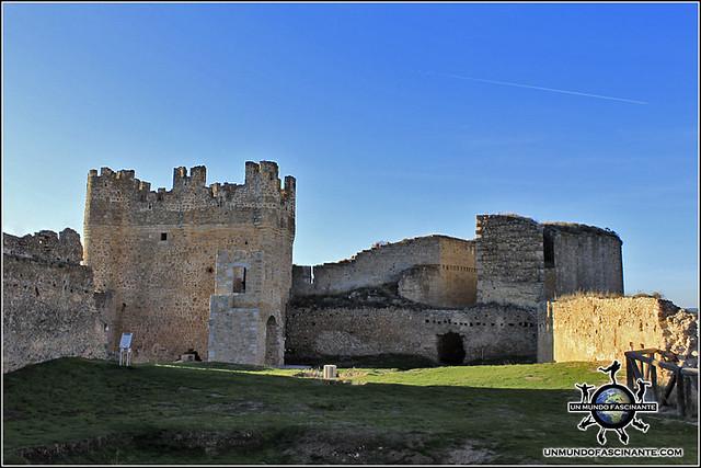 Castillo de Berlan ,  Berlanga de Duero (Soria, España)