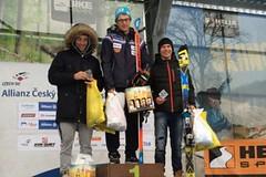 Tituly mezinárodních mistrů Slovenska ve slalomu dobyli Češi Kryštof Krýzl a Gabriela Capová