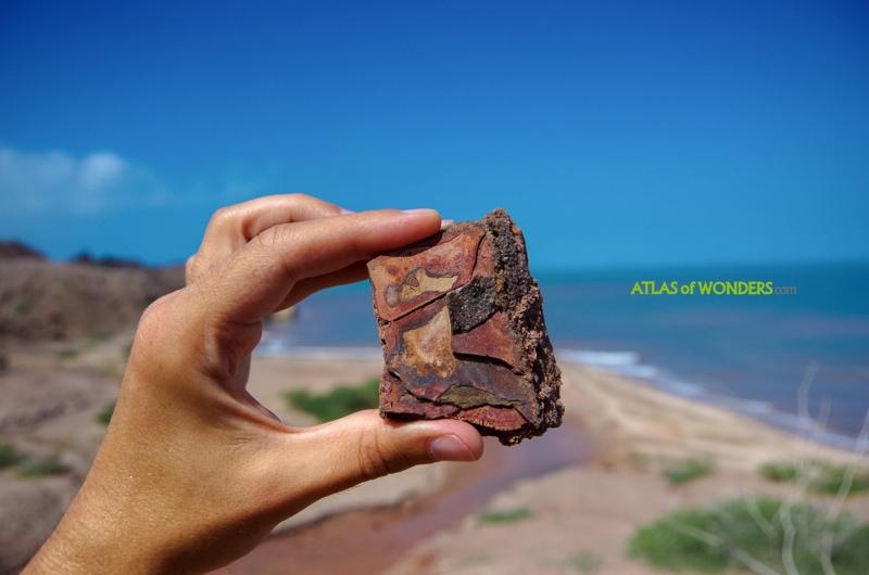Ormuz Geología