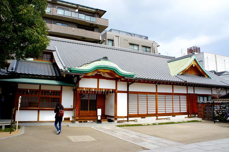 社務所/晴明神社(Seimei-jinja Shrine / Kyoto City) 2015/03/12 04781