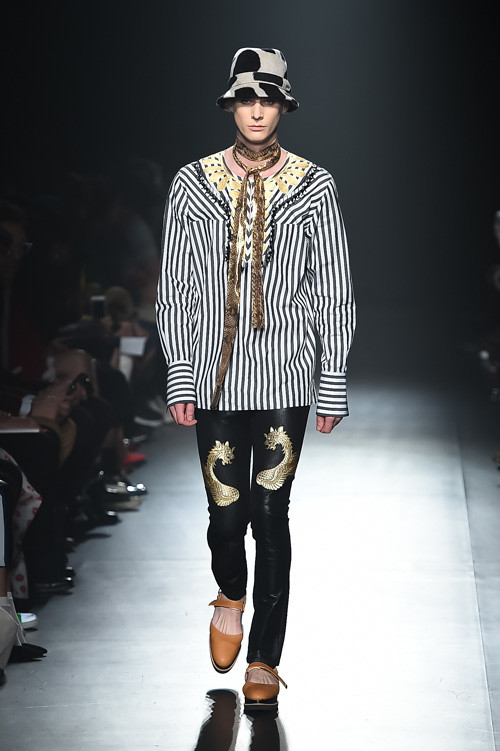 Tim Meiresone3192_FW15 Tokyo DRESSCAMP(Fashion Press)