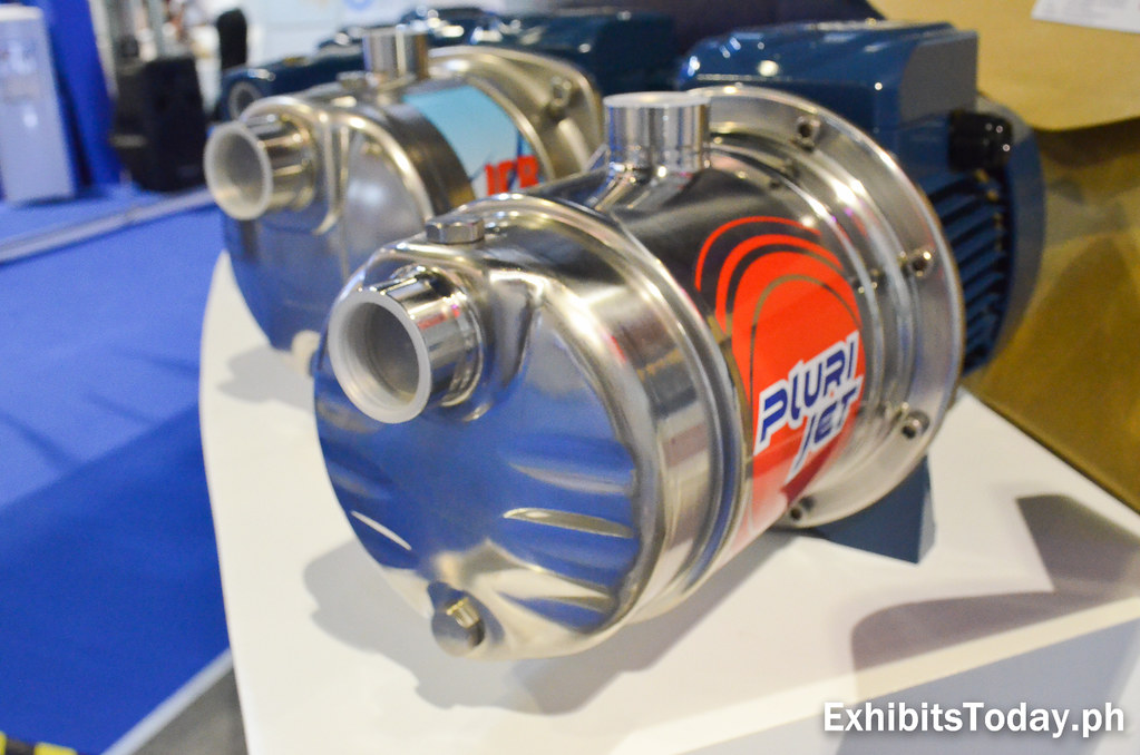 Pedrollo Pluri Jet Pump