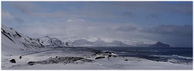 Jan Mayen_Panorama mars 2015