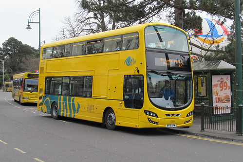 VGW192 BF15KFA Yellow Buses