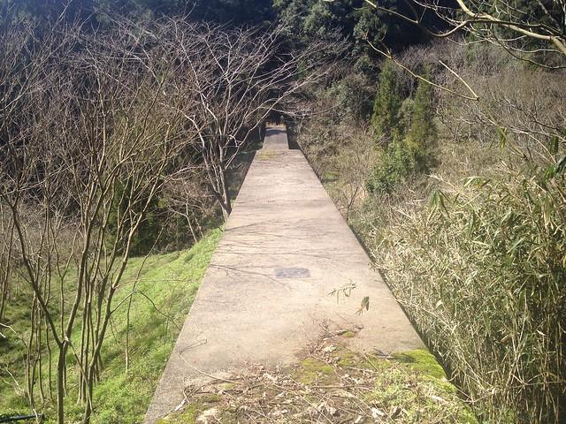 茶臼山 砂防ダム