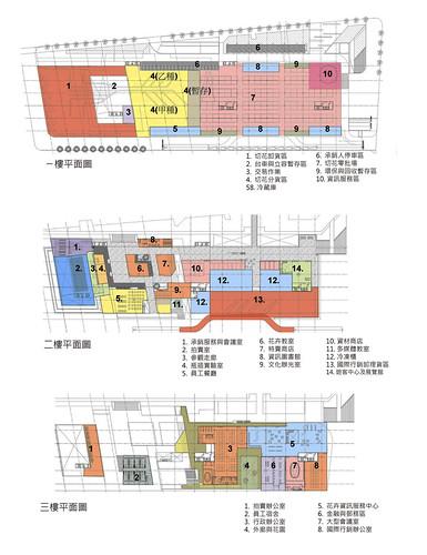 闕河彬建築師事務所 - 台北花卉批發市場
