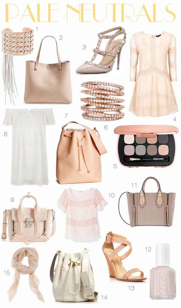 Obssessed with Pale Neutrals | #LivingAfterMidnite