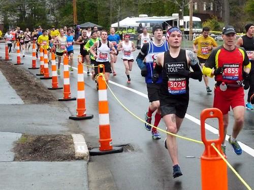 2015 Boston Marathon