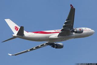Air Algérie Airbus A330-202 cn 1613 7T-VJA