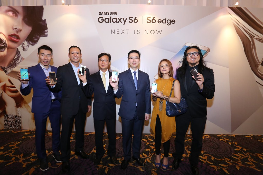 Samsung Galaxy S6 And S6 Edge Launch - Event Photo 8